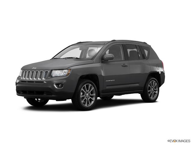 2017 Jeep Compass Vehicle Photo in Owensboro, KY 42303
