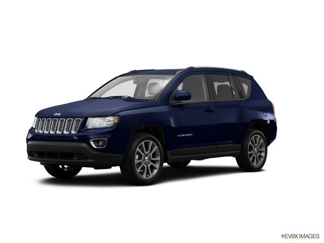 2017 Jeep Compass Vehicle Photo in Hyde Park, VT 05655