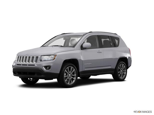 2017 Jeep Compass Vehicle Photo in Joliet, IL 60435