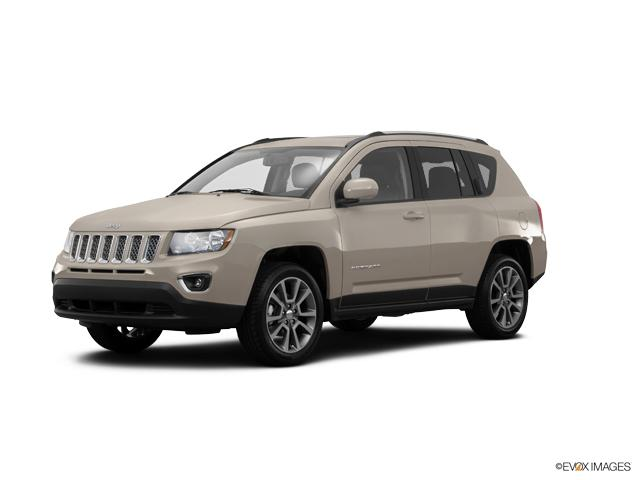 2017 Jeep Compass Vehicle Photo In Florence, KY 41042