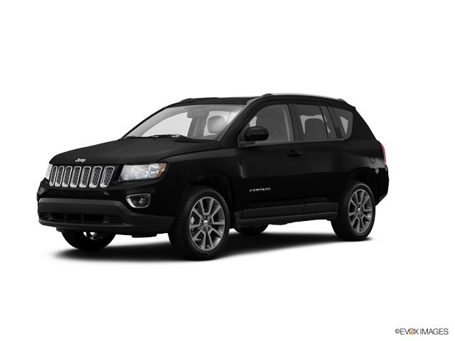 2017 Jeep Compass Vehicle Photo in Warren, OH 44483