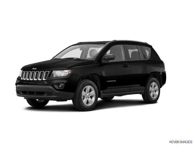 2017 Jeep Compass Vehicle Photo in Henderson, NV 89014