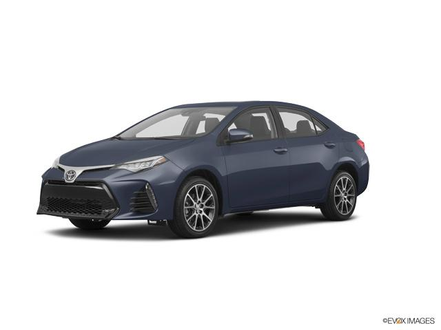 2017 Toyota Corolla Vehicle Photo in Leominster, MA 01453