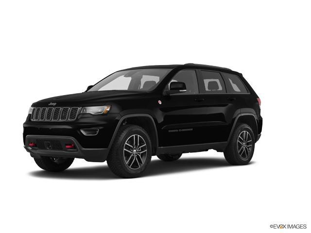 2017 Jeep Grand Cherokee Vehicle Photo in Houston, TX 77074