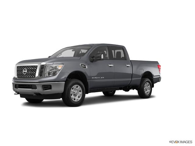 2017 Nissan Titan Vehicle Photo in San Antonio, TX 78209