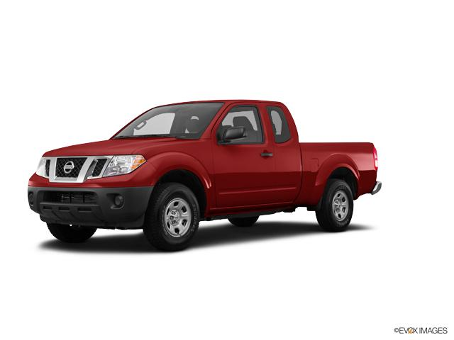 2017 Nissan Frontier Vehicle Photo in BIRMINGHAM, AL 35216