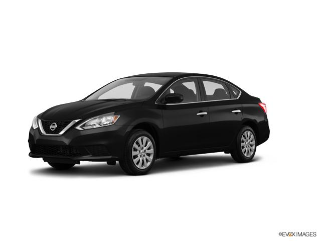 2017 Nissan Sentra Vehicle Photo in Tucson, AZ 85705
