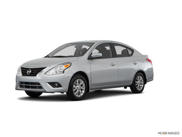 2017 Nissan Versa Sedan Vehicle Photo in Harvey, LA 70058