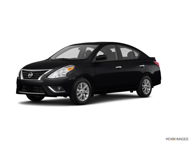2017 Nissan Versa Sedan Vehicle Photo in Colorado Springs, CO 80905