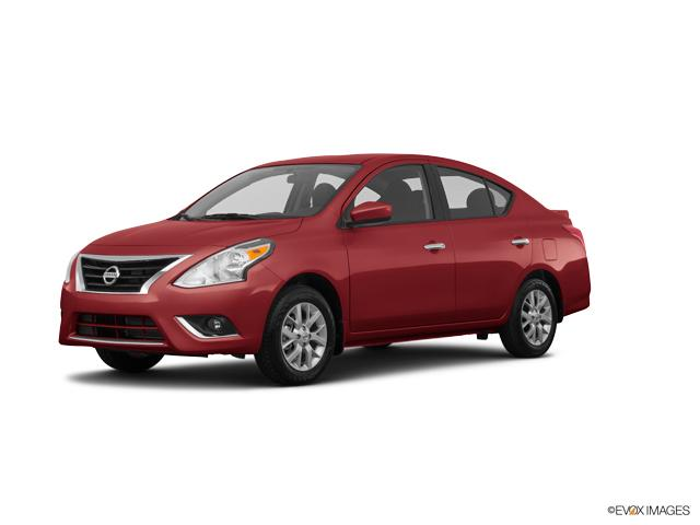 2017 Nissan Versa Sedan Vehicle Photo in Mission, TX 78572