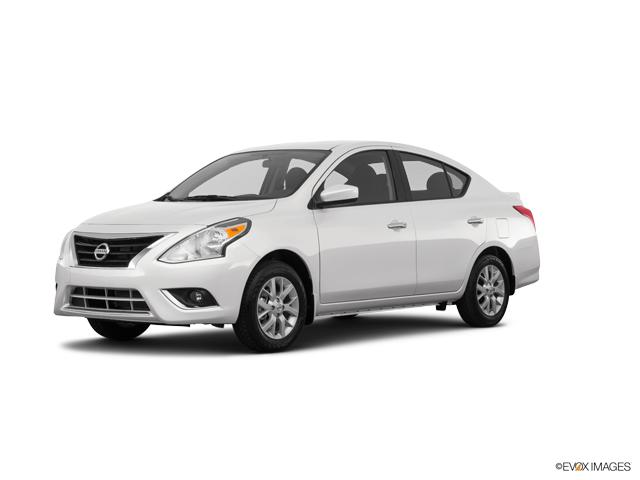 2017 Nissan Versa Sedan Vehicle Photo in Odessa, TX 79762