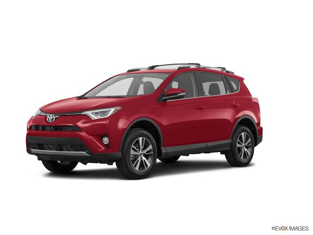 2017 Toyota RAV4 Vehicle Photo in Houston, TX 77090