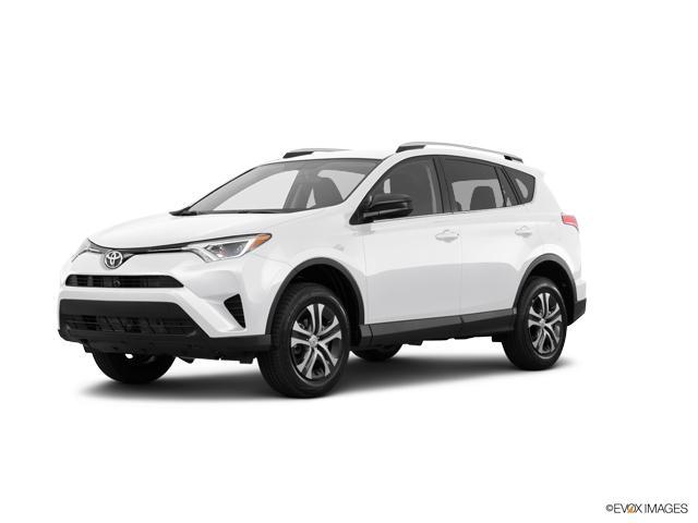 2017 Toyota Rav4 Vehicle Photo In Jonesboro Ar 72404