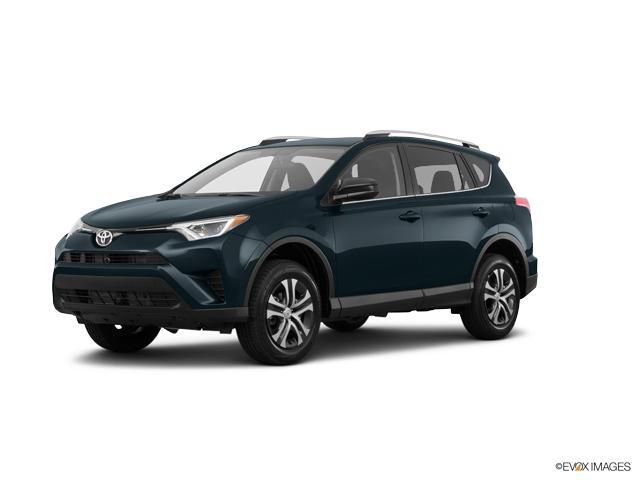 2017 Toyota Rav4 Vehicle Photo In Brooklyn Center Mn 55429