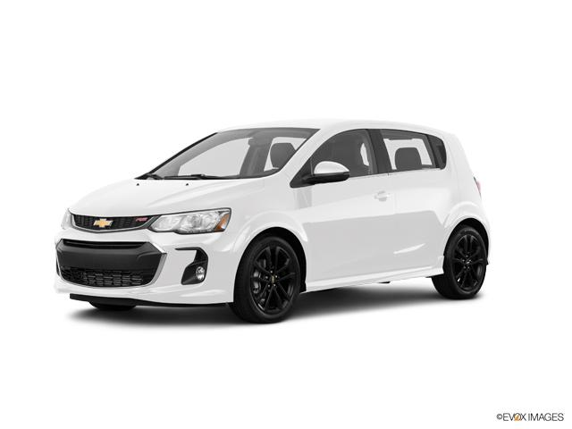 2017 Chevrolet Sonic Vehicle Photo in San Leandro, CA 94577