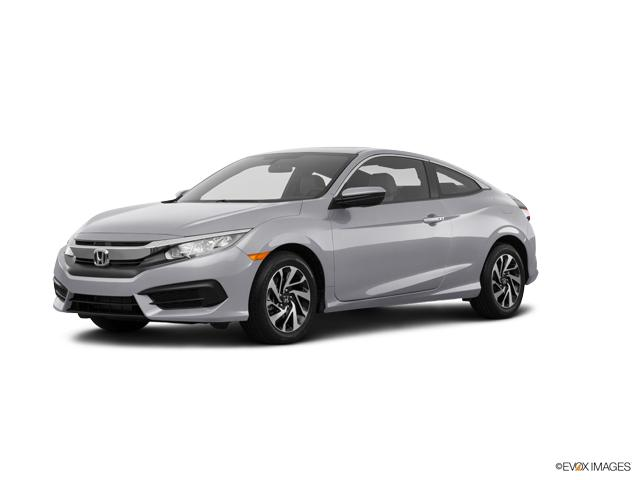 2017 Honda Civic Coupe Vehicle Photo In Tomball Tx 77375