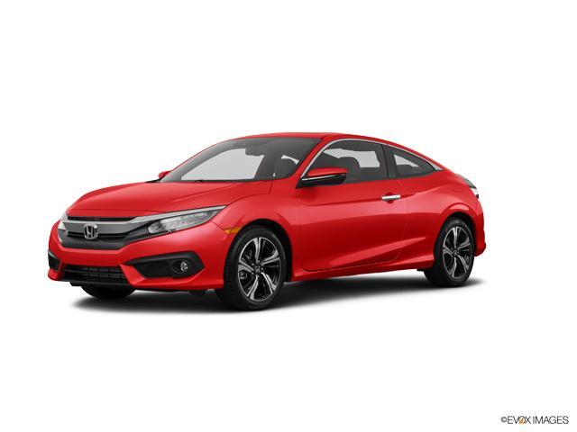 2017 Honda Civic Coupe Vehicle Photo in Charleston, SC 29407