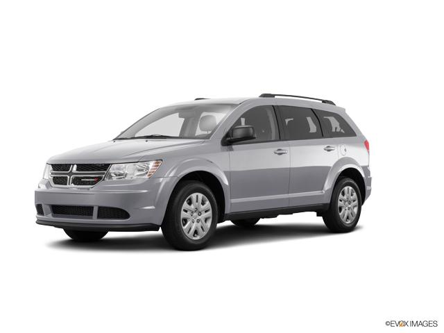 2017 Dodge Journey Vehicle Photo in Spokane, WA 99207