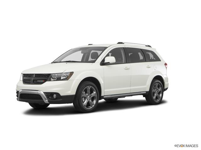 2017 Dodge Journey Vehicle Photo in Odessa, TX 79762