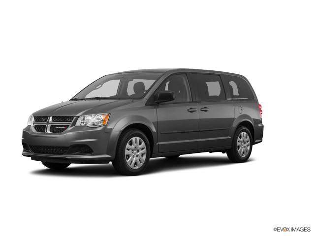 2017 Dodge Grand Caravan Vehicle Photo in Trevose, PA 19053