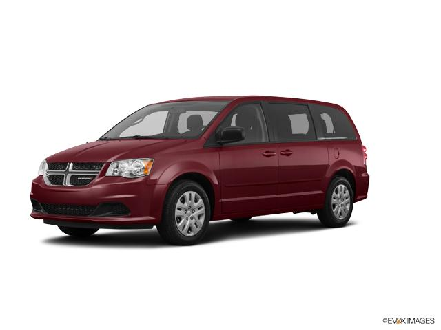 2017 Dodge Grand Caravan Vehicle Photo in McAllen, TX 78501