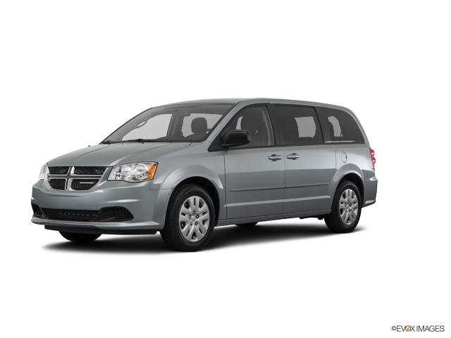 2017 Dodge Grand Caravan Vehicle Photo in Colorado Springs, CO 80920