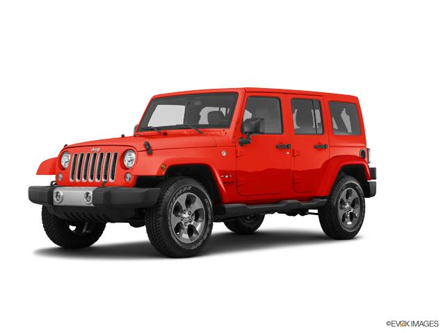 2017 Jeep Wrangler Unlimited Vehicle Photo in Manhattan, KS 66502
