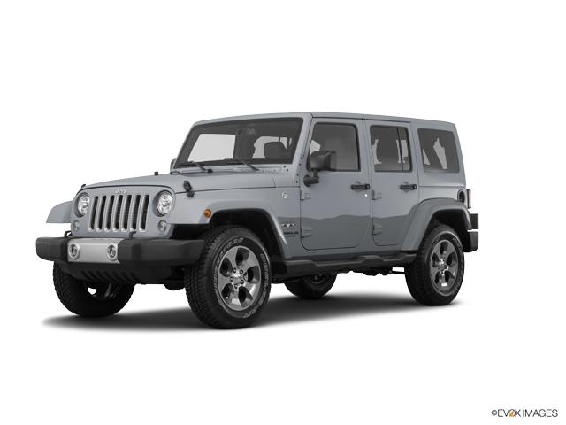 2017 Jeep Wrangler Unlimited Vehicle Photo in Madison, WI 53713