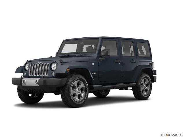 2017 Jeep Wrangler Unlimited Vehicle Photo in Greeley, CO 80634