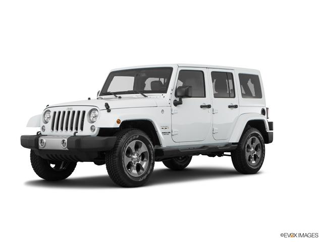 2017 Jeep Wrangler Unlimited Vehicle Photo in Owensboro, KY 42303
