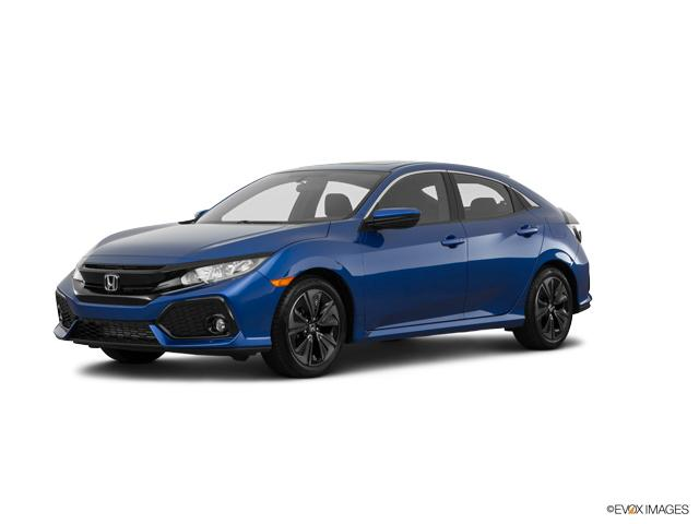 2017 Honda Civic Hatchback Vehicle Photo in Pleasanton, CA 94588