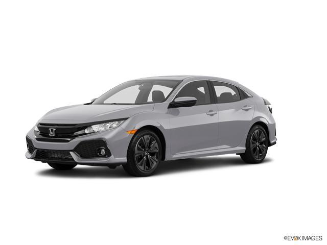 2017 Honda Civic Hatchback Vehicle Photo in Pleasanton, CA 94588