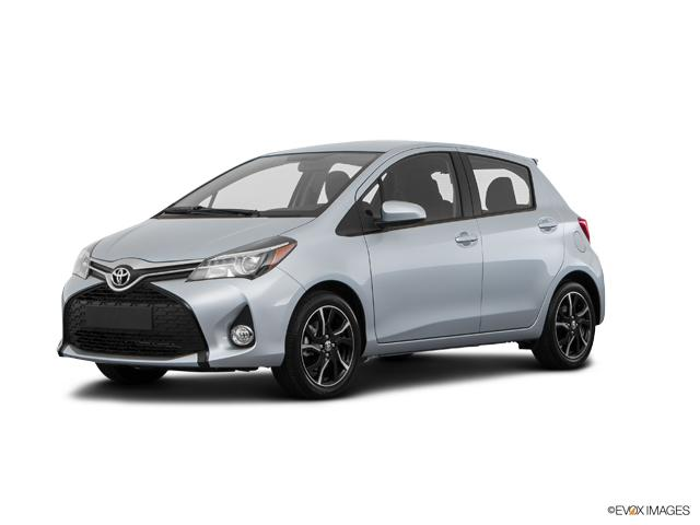 2017 Toyota Yaris Vehicle Photo in Lakewood, CO 80401