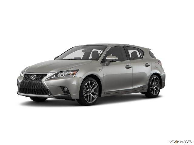 2017 Lexus Ct 200h Vehicle Photo In Leton Wi 54913
