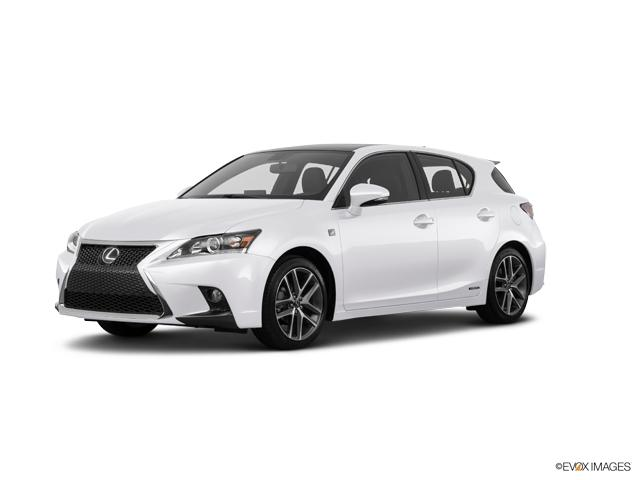 2017 Lexus Ct 200h Vehicle Photo In Bellevue Wa 98004