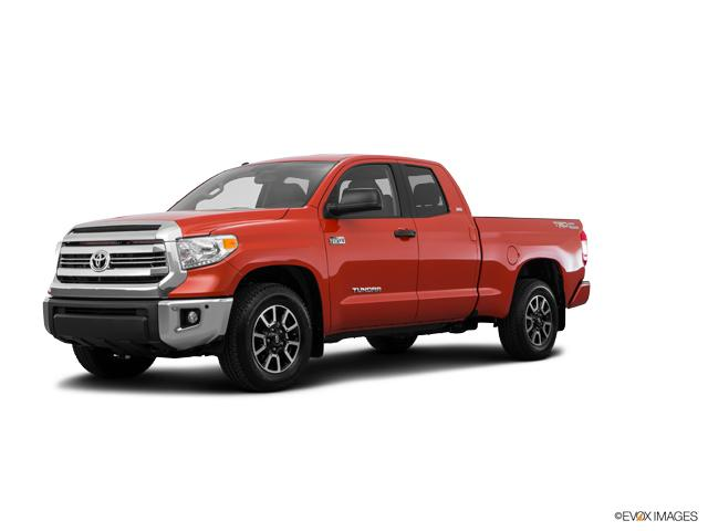 Used 2017 Inferno Toyota Tundra 4wd Sr5 Double Cab 6 5 Bed 5 7