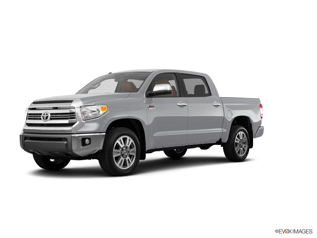 2017 Toyota Tundra 4WD Vehicle Photo in Enid, OK 73703