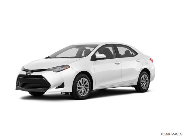 2017 Toyota Corolla Vehicle Photo in Gaffney, SC 29341