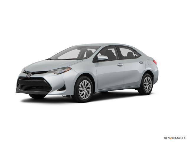 2017 Toyota Corolla Vehicle Photo in Tucson, AZ 85712