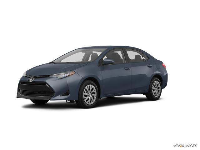 2017 Toyota Corolla Vehicle Photo in Midlothian, VA 23112