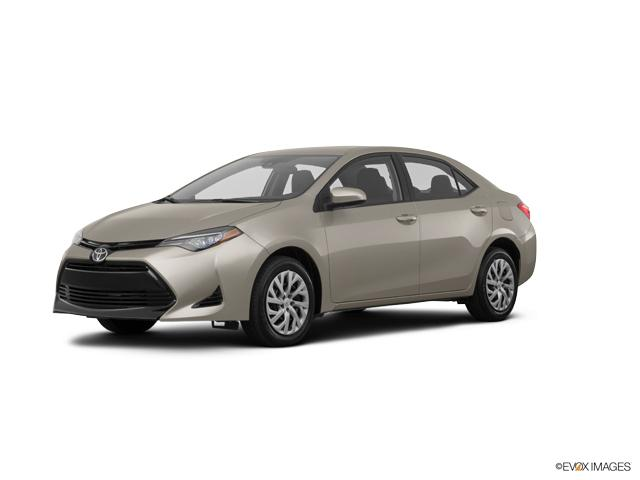 2017 Toyota Corolla Vehicle Photo in Richmond, VA 23231