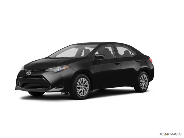2017 Toyota Corolla Vehicle Photo in Mission, TX 78572