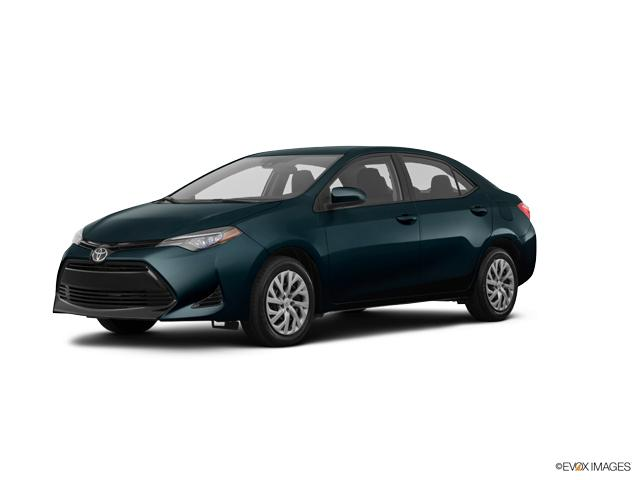 2017 Toyota Corolla Vehicle Photo in Owensboro, KY 42303