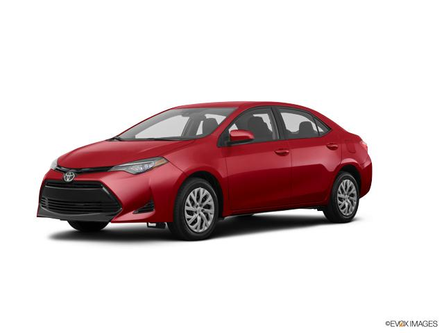 2017 Toyota Corolla Vehicle Photo in Souderton, PA 18964-1038
