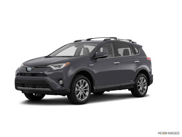 2017 Toyota RAV4 Hybrid Vehicle Photo in Salem, VA 24153