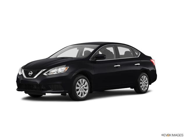 2017 Nissan Sentra Vehicle Photo In Ontario Ca 91761