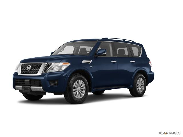2017 Nissan Armada Vehicle Photo in Albuquerque, NM 87114