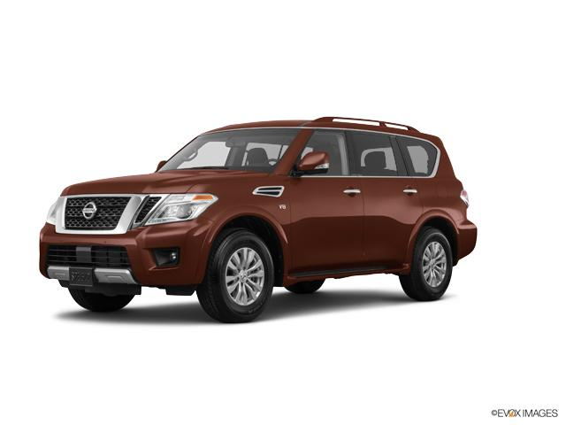 2017 Nissan Armada Vehicle Photo in Buford, GA 30518