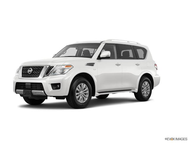 2017 Nissan Armada Vehicle Photo in Grapevine, TX 76051