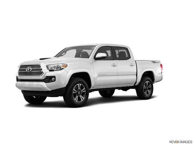 2017 Toyota Tacoma Vehicle Photo in Arlington, TX 76017